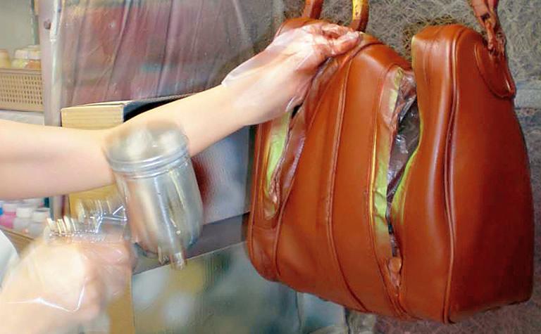 靴・鞄DXクリーニング(2)
